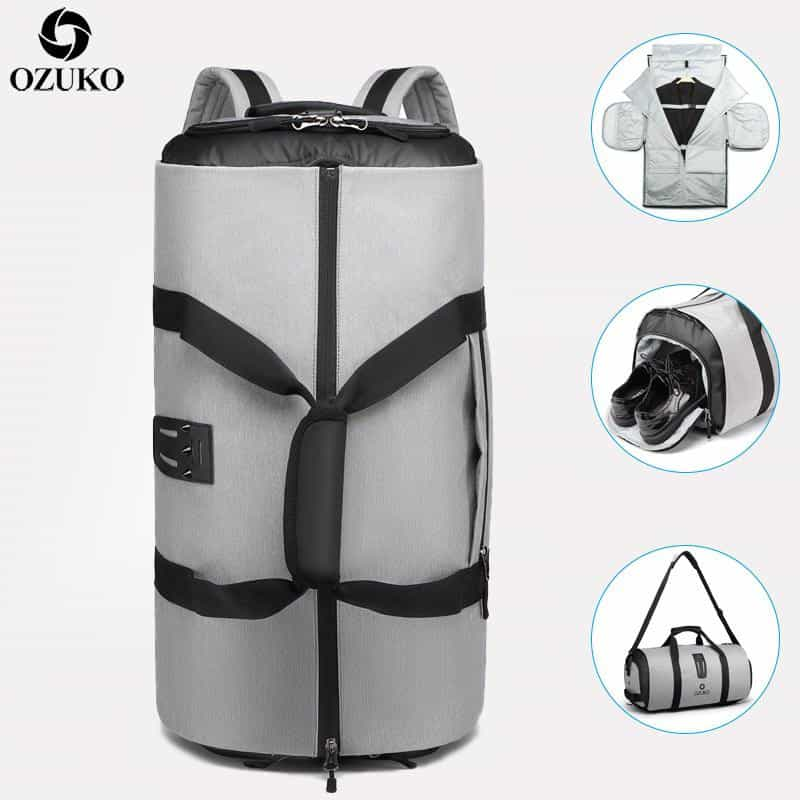 Travel Backpack for Men Suit Storage Large, [variant_title], [option1], [option2], [option3] - anythinganyware
