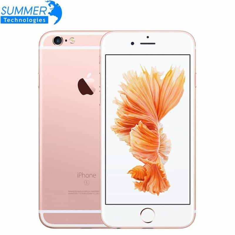 "Original Unlocked Apple iPhone 6S Smartphone 4.7"" IOS Dual Core A9, [variant_title], [option1], [option2], [option3] - anythinganyware"