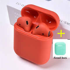 Original i12 TWS 2019 Wireless earphones, send box0 / United States1, send box0, United States1, [option3] - anythinganyware