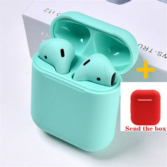Original i12 TWS 2019 Wireless earphones, send box4 / United States5, send box4, United States5, [option3] - anythinganyware