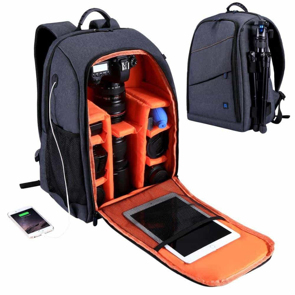 Outdoor Portable Waterproof Scratch-proof Dual Shoulders, [variant_title], [option1], [option2], [option3] - anythinganyware