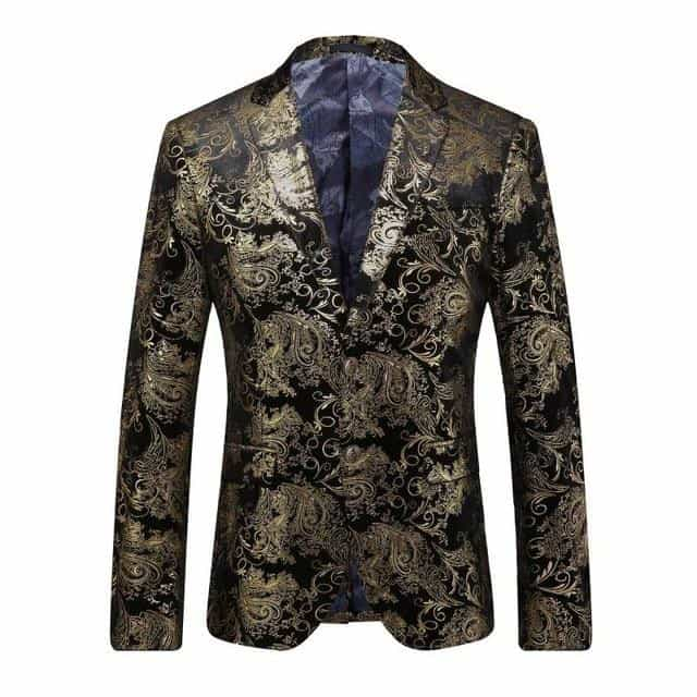 Wedding Suits Men Slim Fit Dress Suits Stage Costumes Jacket/Pants, Jacket / 5XL, Jacket, 5XL, [option3] - anythinganyware