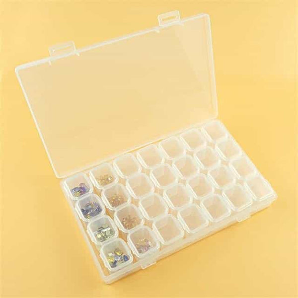Plastic Makeup Organizer Cosmetic Drawer, Jewelry Box, Jewelry Box, [option2], [option3] - anythinganyware