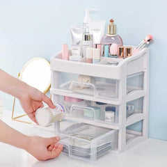 Plastic Makeup Organizer Cosmetic Drawer, [variant_title], [option1], [option2], [option3] - anythinganyware