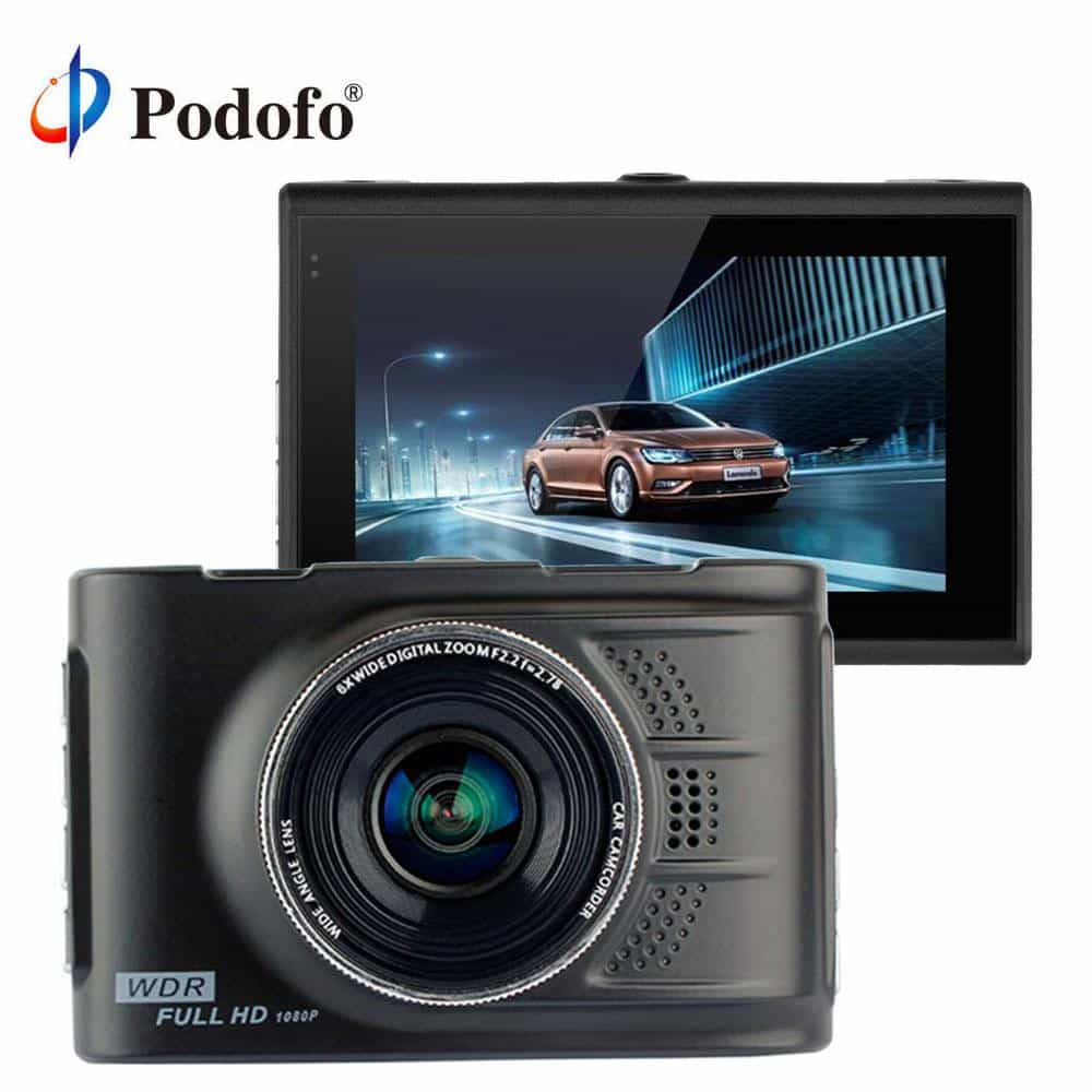 Viechle Dash cam Video Recorder, [variant_title], [option1], [option2], [option3] - anythinganyware