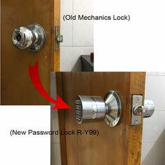 Electronic Door Lock Password, [variant_title], [option1], [option2], [option3] - anythinganyware