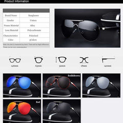 Polarized Sunglasses Men, [variant_title], [option1], [option2], [option3] - anythinganyware