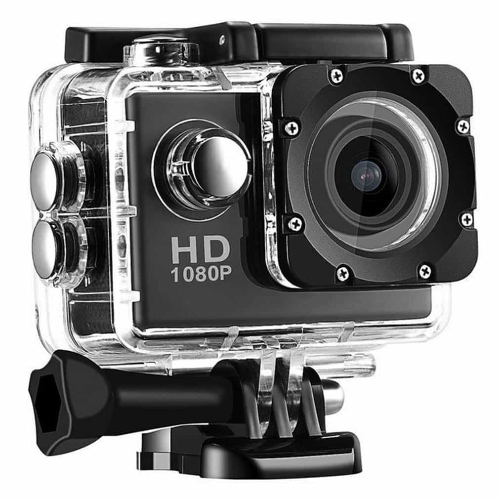 Sports Camera 1080P Outdoor Riding Camera, [variant_title], [option1], [option2], [option3] - anythinganyware