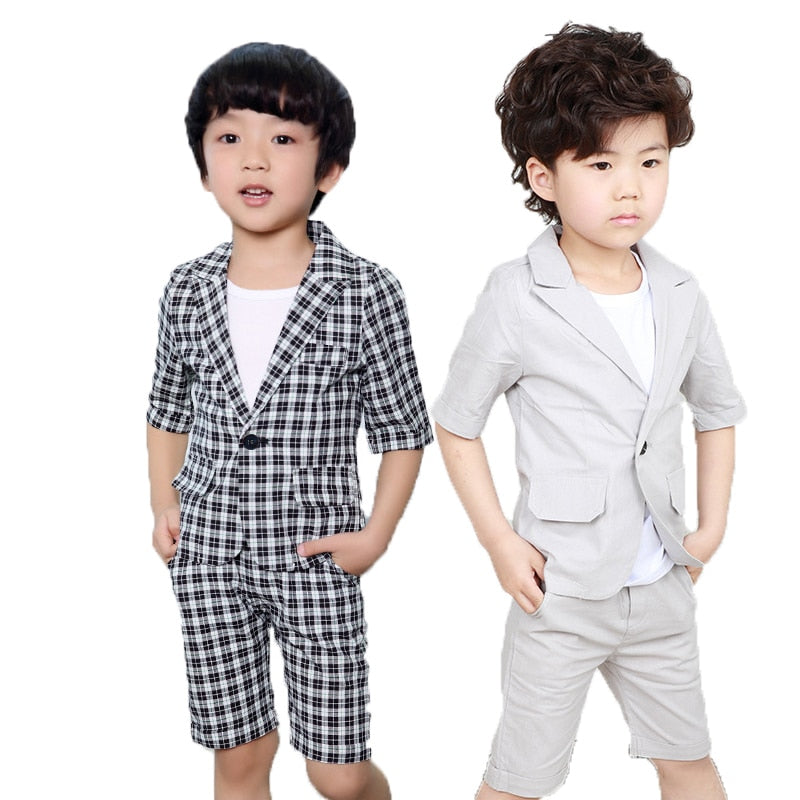School Kids Birthday Dress Formal Suits For Boys, [variant_title], [option1], [option2], [option3] - anythinganyware