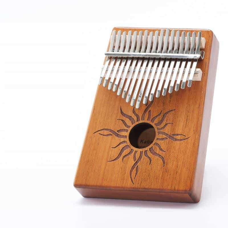 17 Keys Thumb Piano Made By Single Board, [variant_title], [option1], [option2], [option3] - anythinganyware