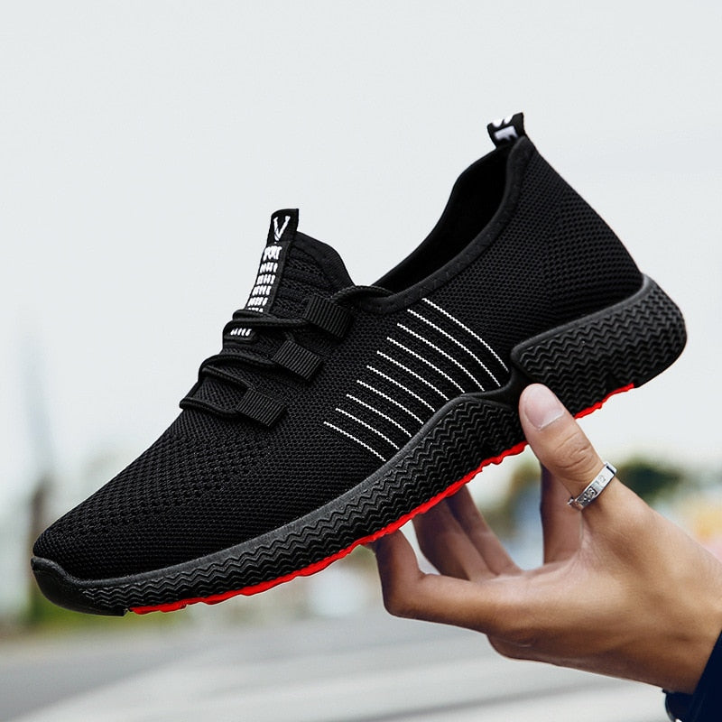 Spring Men Sneakers Breathable Men Casual Shoes, [variant_title], [option1], [option2], [option3] - anythinganyware
