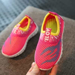 Summer Boys Girls Running Shoes Kids Sneakers, Pink / 13, Pink, 13, [option3] - anythinganyware
