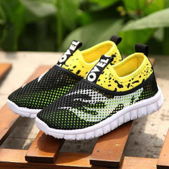 Summer Boys Girls Running Shoes Kids Sneakers, [variant_title], [option1], [option2], [option3] - anythinganyware