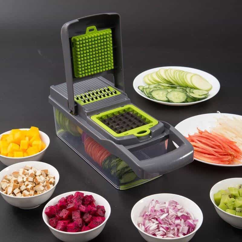 Summer Vegetable cutter Kitchen accessories, [variant_title], [option1], [option2], [option3] - anythinganyware