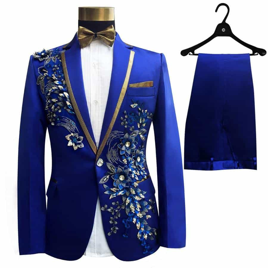 Wedding Suit Costume, [variant_title], [option1], [option2], [option3] - anythinganyware