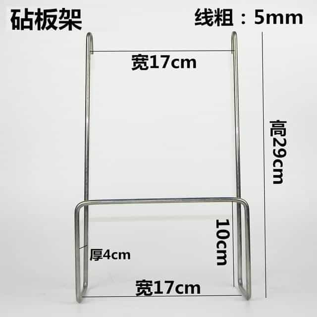 Three-story stainless steel bowl rack, Sticking plate rack, Sticking plate rack, [option2], [option3] - anythinganyware