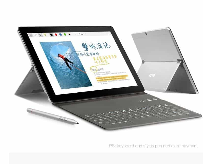 4 GB RAM 64 GB ROM android tablet, Tablet Pen Keyboard / Sliver, Tablet Pen Keyboard, Sliver, [option3] - anythinganyware