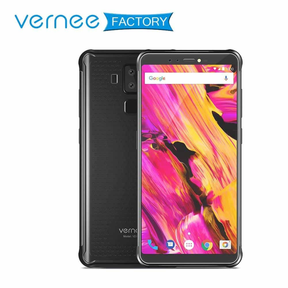 Vernee V2 Pro 4G Mobile Phone NFC Android 8.1, [variant_title], [option1], [option2], [option3] - anythinganyware