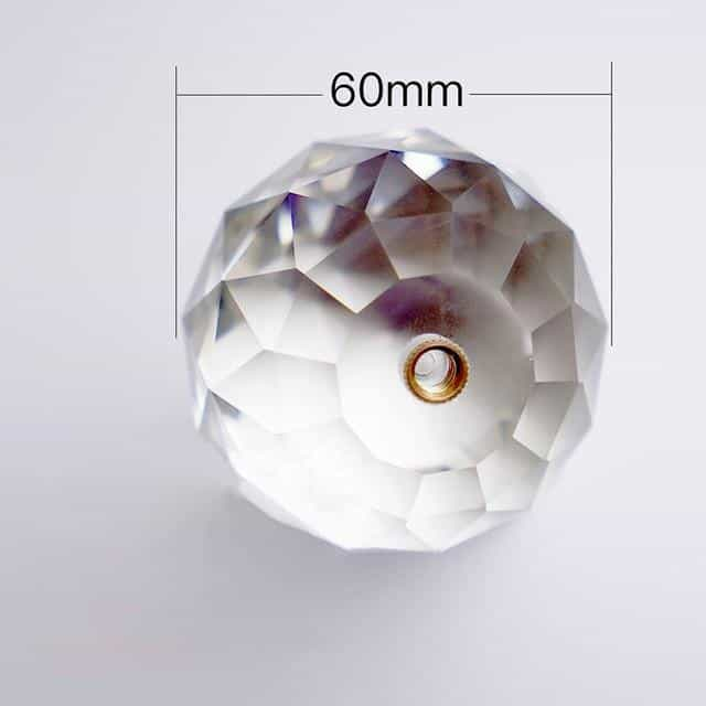 Photograph Crystal Ball Optical Glass, Round 60mm, Round 60mm, [option2], [option3] - anythinganyware