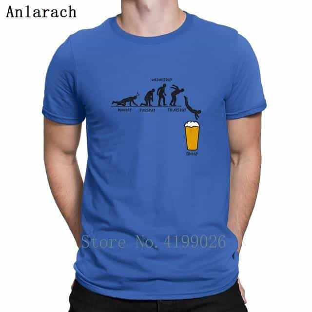 Craft Beer Design Funny T-Shirt, Royalblue / XXXL, Royalblue, XXXL, [option3] - anythinganyware