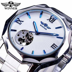 Transparent Fashion Diamond Display  Wrist Watches, S964-2, S964-2, [option2], [option3] - anythinganyware