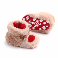 Winter Baby Girls Boys Keep Warm Shoes, [variant_title], [option1], [option2], [option3] - anythinganyware