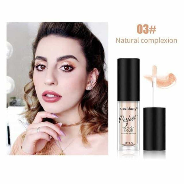 Women Highlight Contour Stick Beauty Makeup Face Powder Cream, 03, 03, [option2], [option3] - anythinganyware