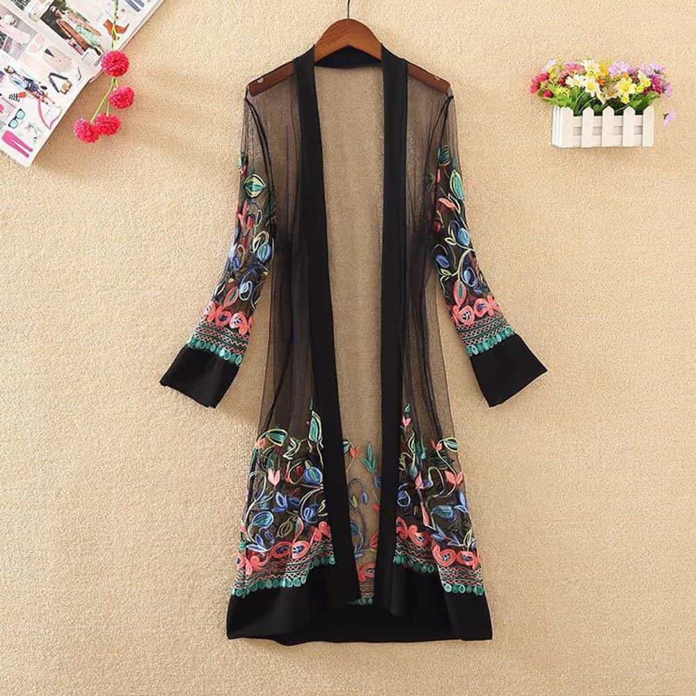 Women Shirts Tops Casual Floral Printed Blouse Tops Shirt, [variant_title], [option1], [option2], [option3] - anythinganyware