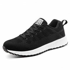 Women Shoes 2019 White Sneakers, Black / 5, Black, 5, [option3] - anythinganyware