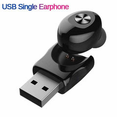 Bluetooth 5.0 Earphone Stereo Wireless Earbus, A / China, A, China, [option3] - anythinganyware