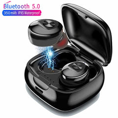 Bluetooth 5.0 Earphone Stereo Wireless Earbus, [variant_title], [option1], [option2], [option3] - anythinganyware