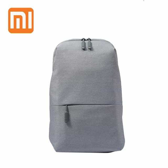 Chest Bag, Grey, Grey, [option2], [option3] - anythinganyware