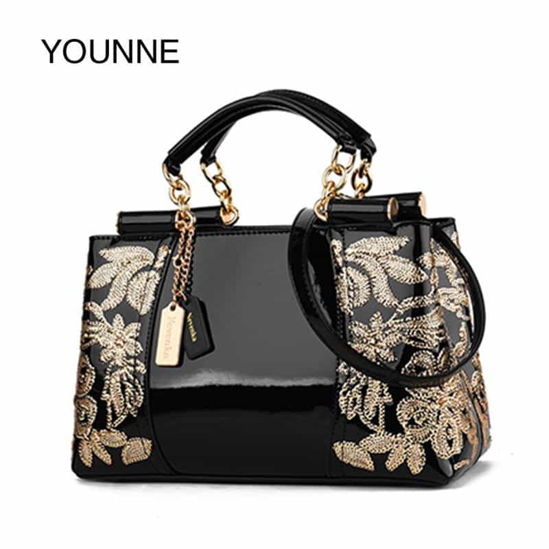 Women Embroidery Handbag Female Shoulder Bags, [variant_title], [option1], [option2], [option3] - anythinganyware