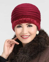beautiful women winter fur hat cap, as picture0, as picture0, [option2], [option3] - anythinganyware