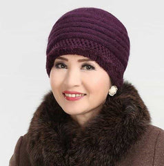 beautiful women winter fur hat cap, as picture4, as picture4, [option2], [option3] - anythinganyware