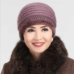 beautiful women winter fur hat cap, as picture1, as picture1, [option2], [option3] - anythinganyware