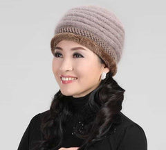 beautiful women winter fur hat cap, as picture10, as picture10, [option2], [option3] - anythinganyware