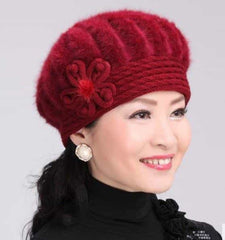 beautiful women winter fur hat cap, [variant_title], [option1], [option2], [option3] - anythinganyware