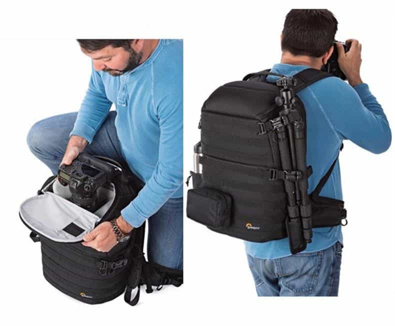 Camera Photo Bag Laptop Backpack, [variant_title], [option1], [option2], [option3] - anythinganyware