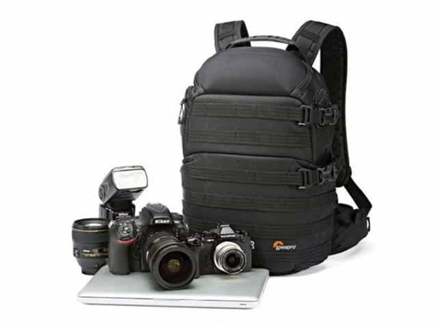 Camera Photo Bag Laptop Backpack, Black, Black, [option2], [option3] - anythinganyware