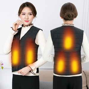 Women's USB Heated Vest