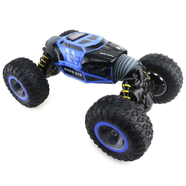 2.4Ghz 1/16 4WD Rock crawling Double-Sided Remote Control Car