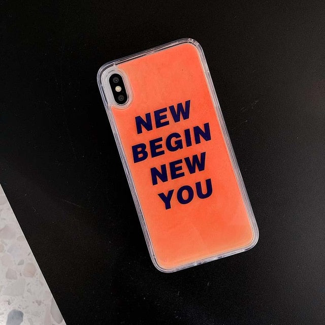 Neon Summer Sand Case (Legacy Edition)
