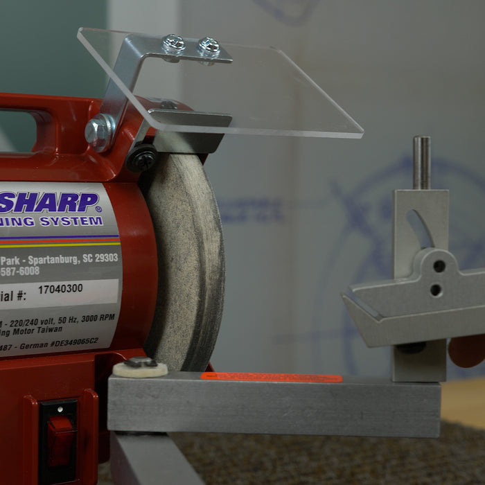 How to Safely Operate Your Twice as Sharp® Scissors Sharpener