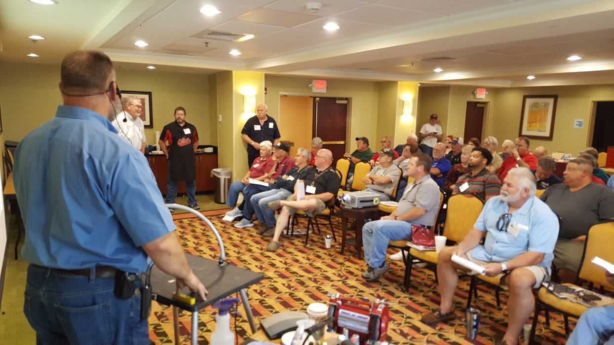 Wolff/Edge Pro Seminar | October 11-12, 2019 | Greenville, SC
