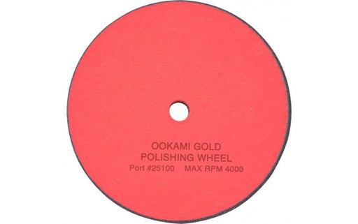 Ookami Gold® Polishing Wheel