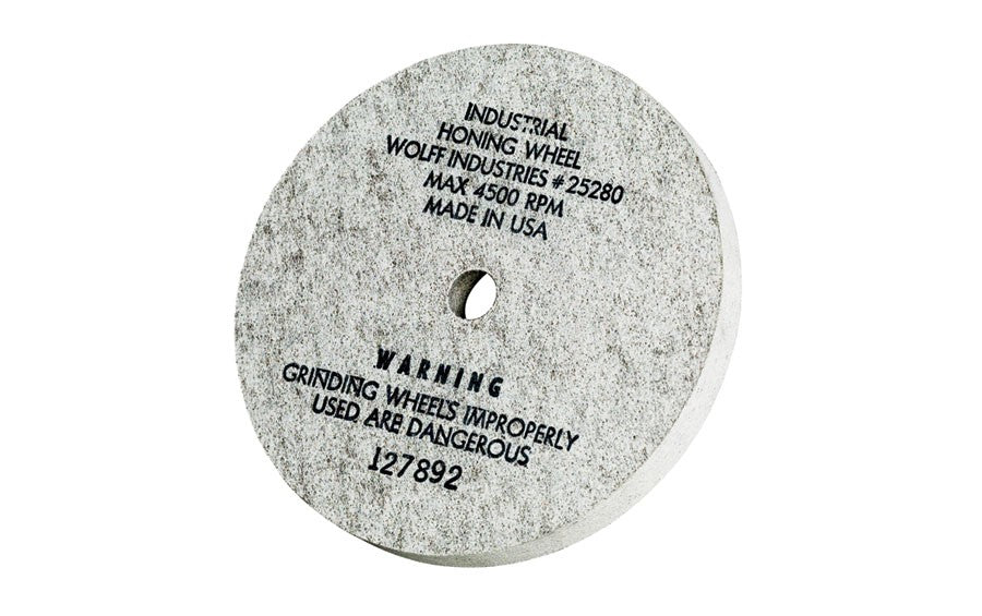 Wolff® 25280 Industrial Honing Wheel