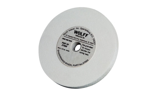 Wolff® 27000 Standard Sharpening Wheel