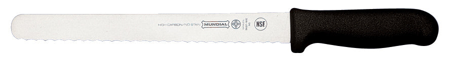 "Mundial 10"" Slicer with a Wavy Edge"