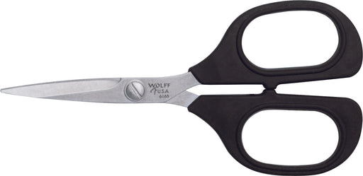 "Wolff® Black 6.5"" Shears with Sarlink® Handles"